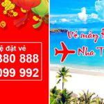 Vé máy bay Tết đi Nha Trang tại Hóc Môn
