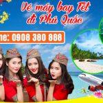 Vé máy bay Tết đi Phú Quốc tại Hóc Môn
