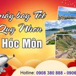 Vé máy bay Tết đi Quy Nhơn tại Hóc Môn