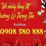 Vé máy bay tết đường Lê Trọng Tấn quận Bình Tân TPHCM