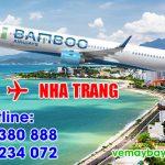 Bamboo Airways tăng chuyến chặng bay TPHCM – Nha Trang