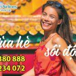 Vietnam Airlines ưu đãi giá vé khứ hồi đi Đông Bắc Á chỉ từ 69 USD