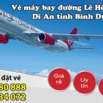 Vé máy bay đường Lê Hồng Phong Dĩ An tỉnh Bình Dương – Việt Mỹ