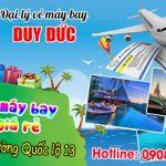 Vé máy bay đường Quốc Lộ 13 Thuận An tỉnh Bình Dương – Việt Mỹ
