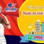 Vé máy bay đường Thủ Khoa Huân Thuận An tỉnh Bình Dương – Việt Mỹ