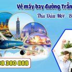 Vé máy bay đường Trần Quốc Toản Thành Phố Thủ Dầu Một tỉnh Bình Dương