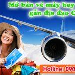 Vé máy bay gần địa đạo Củ Chi TP Hồ Chí Minh