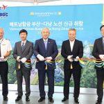 Vietnam Airlines chính thức khai trương đường bay mới Busan – Đà Nẵng