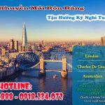 Hãng Emirates khuyến mãi nhiều hành trình đi châu Âu