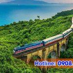 Vé tàu đi Vinh Nghệ An