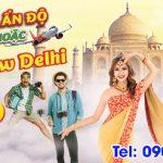 Vietjet khuyến mãi đi New Delhi chỉ từ 666k