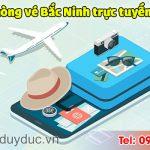 Phòng vé máy bay Bắc Ninh trực tuyến giá rẻ
