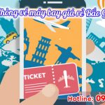 Phòng vé máy bay giá rẻ Bắc Giang online