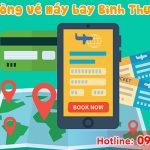 Phòng vé máy bay giá rẻ Bình Thuận online