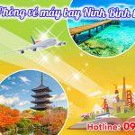 Phòng vé máy bay Ninh Bình trực tuyến