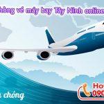 Phòng vé máy bay Tây Ninh online trực tuyến