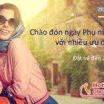 Singapore Airlines ưu đãi giá vé chào mừng ngày Phụ nữ Việt Nam