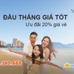 Vietnam Airlines ưu đãi giá vé quốc tế đầu tháng 10