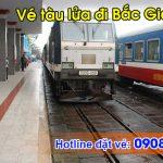 Vé tàu lửa đi Bắc Giang