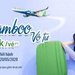 Chào thứ 4 Bamboo Airways ưu đãi giá vé chỉ từ 94k