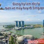 Đăng ký làm đại lý bán vé máy bay đi Singapore tại Việt Mỹ