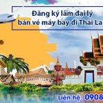 Đăng ký làm đại lý bán vé máy bay đi Thái Lan tại Việt Mỹ