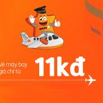 Ngày 11.11 siêu sale vé máy bay Jetstar chỉ từ 11,000 đồng