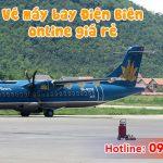 Phòng vé máy bay Điện Biên online giá rẻ