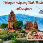 Phòng vé máy bay Ninh Thuận online giá rẻ