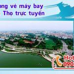 Phòng vé máy bay Phú Thọ trực tuyến