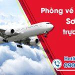Phòng vé máy bay Sơn La trực tuyến