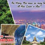 Tại Đồng Nai mua vé máy bay đi Đài Loan ở đâu?