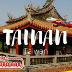 Vé máy bay giá rẻ từ Hồ Chí Minh đi Đài Nam hãng Vietjet Air