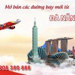 Vietjet mở 3 đường bay quốc tế mới từ Đà Nẵng trong tháng 12/2019