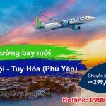 Bamboo Airways mở đường bay mới Hà Nội – Tuy Hòa
