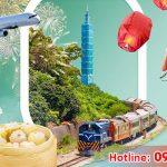 Đại lý bán vé đi Đài Bắc (TPE) Đài Loan tại Vũng Tàu