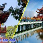 Đặt vé máy bay Vietjet từ Hà Nội đi Cao Hùng