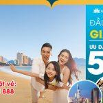 Vietnam Airlines ưu đãi giá tốt đầu tháng 12