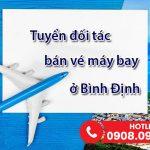 Việt Mỹ tuyển đối tác bán vé máy bay ở Bình Định