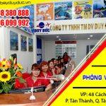 Phòng vé máy bay Hồ Chí Minh online giá rẻ