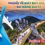Phòng vé máy bay online Đà Nẵng giá rẻ