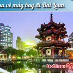 Tại Lâm Đồng mua vé máy bay đi Đài Loan ở đâu?