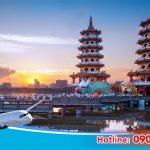 Tại Trà Vinh mua vé máy bay đi Đài Loan ở đâu