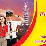 Vé máy bay giá rẻ từ Hồ Chí Minh đi Đài Bắc hãng Vietjet Air