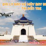 Đại lý bán vé đi Đài Bắc (TPE) Đài Loan tại Bến Tre