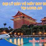 Đại lý bán vé đi Đài Bắc (TPE) Đài Loan tại Long An