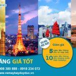Vietnam Airlines ưu đãi Đầu tháng giá tốt tháng 1/2020