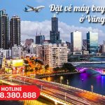 Ở Vũng Tàu đặt vé máy bay đi Cao Hùng (KHH) được không?