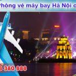 Phòng vé máy bay Hà Nội online giá rẻ