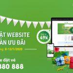Bamboo Airways ưu đãi mừng sinh nhật Website